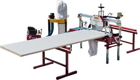 Κοπή Πάνελ / Insulated Panel Cutter